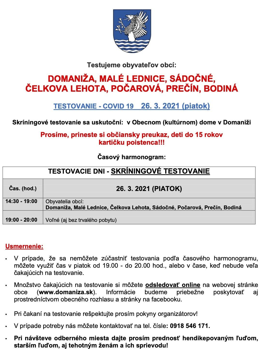 Domaniža-skriningove-testovanie-2021-11