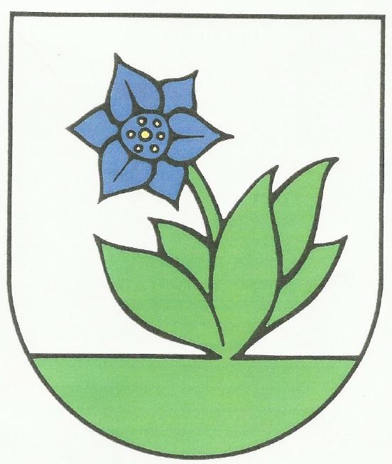 Erb obce Bodiná